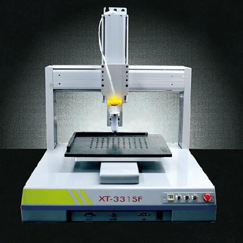 三轴桌面式自动点胶机机械手