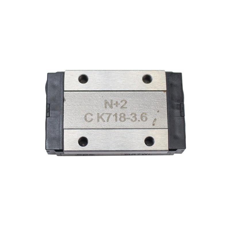 医疗器械CPC微轨 微型滚珠线性滑轨,MR15WL