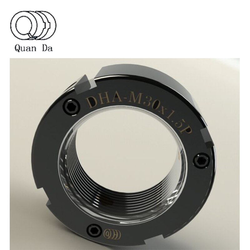 精密螺母DHA-M70*2.0P,全大品牌