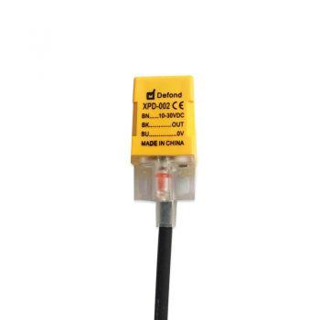 电感式接近传感器,常闭PNP接近开关,5mm感应距离