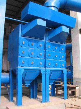 大气污染控制领域的环境工程系统设计、袋式除尘及脱硫脱硝产品,申克机电